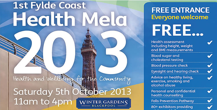 Fylde Coast Health Mela