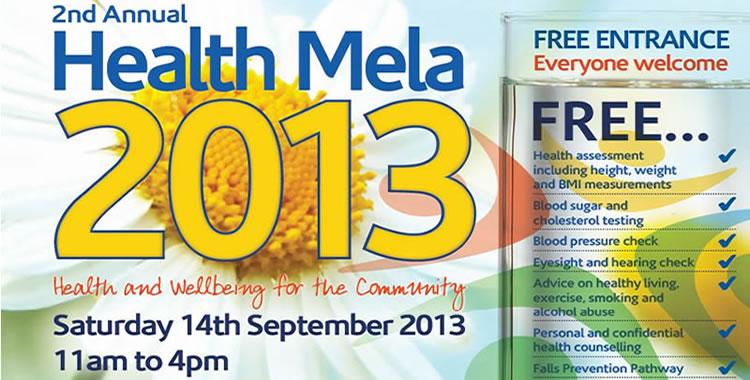 Leyland 2013 Health Mela