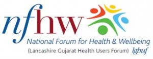 National Forum for Health and Wellbeing logo