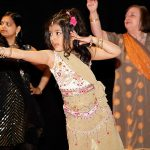 Indian dance display