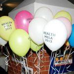Preston Health Mela 2012 balloons