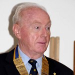 Leyland Mayor, Cllr. Terry Whelan