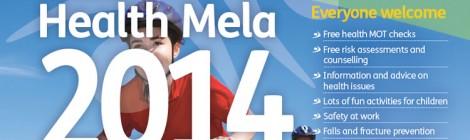 Preston Health Mela Poster