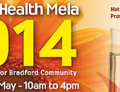 Bradford Health Mela 2014