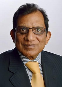 Professor Romesh Gupta