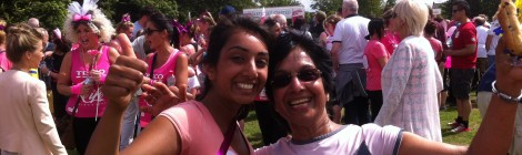 NFHW Members Help Raise Funds for Cancer Research