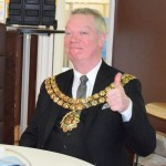 Thumbs Up from the Mayor