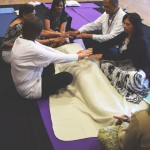 Reiki in progress