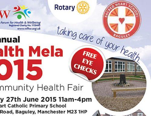 Manchester Health Mela