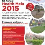 Manchester Health Mela 2015