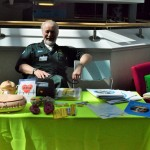 Mr D Buxton from Yorkshire Ambulance Service