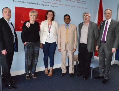 Sacred Heart hosts Manchester Health Mela