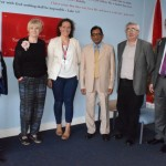 Mr Michael Kane MP, Dame Bailey, Mrs J Bramhall, Prof Gupta, Dr Myers, Prof Campbell