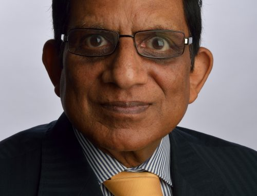 PROFESSOR ROMESH GUPTA'S NEW APPOINTMENT