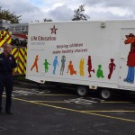 Lancashire Fire & Rescue Education team also joins