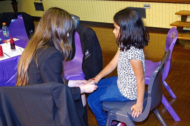 Health assessment for children