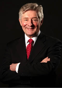 Tony Lloyd, Greater Manchester's Mayor and Police and Crime Commissioner