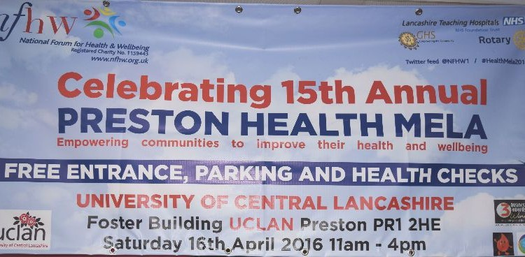 Preston - Home to a pioneering concept promoting Community Health