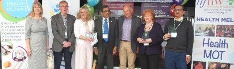 NFHW awards Fellowships at Preston Mela