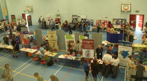 Carnforth hosts first Health Mela