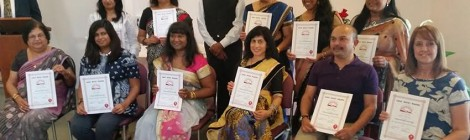 Holistic Living Group holds Award Ceremony