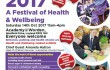 Small image of the official Health Mela 2017 poster