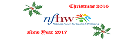 Christmas Card from NFHW