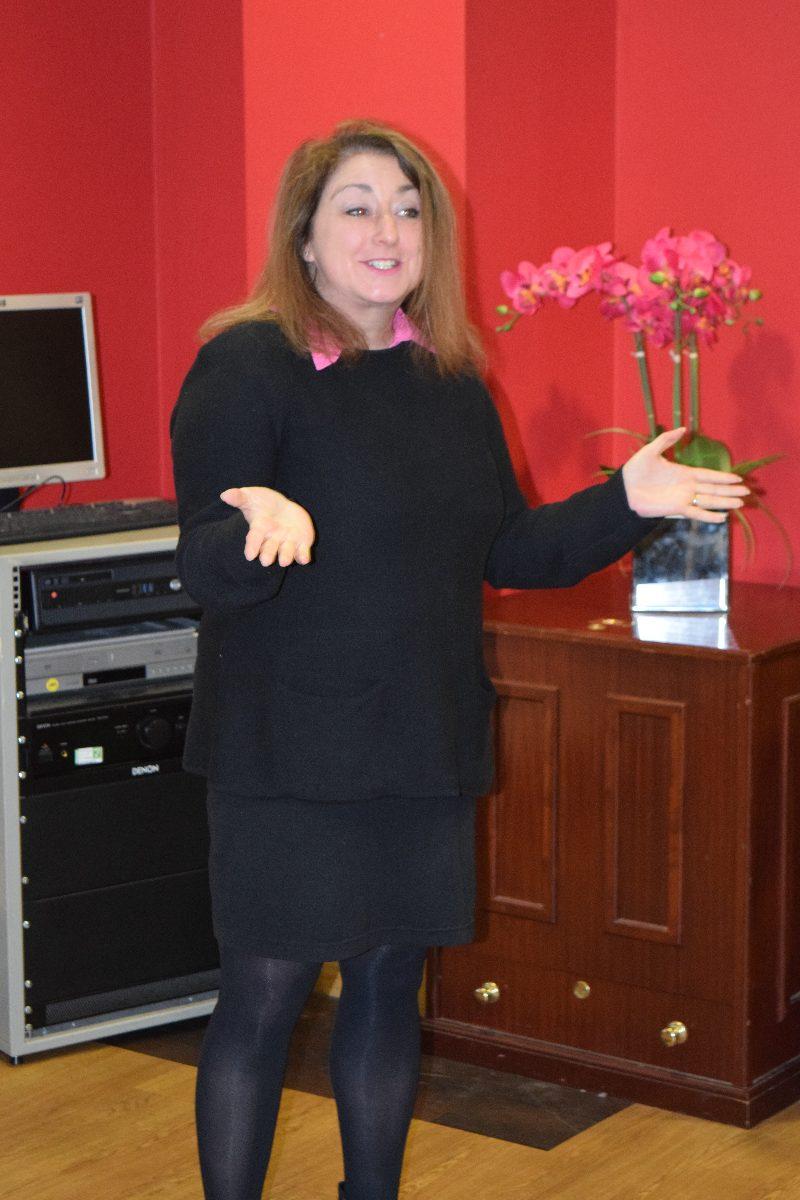 Sue Musson, Chair, Lancashire Teaching Hospitais NHS Foundation Trust