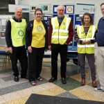 Volunteers from the Rotary Clubs of Bolton