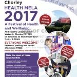 Chorley Mela Poster