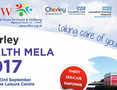 Health Mela comes to Chorley town
