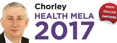 Rt Hon Lindsay Hoyle MP for Chorley