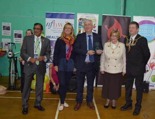 Chorley Checks out its Health and Wellbeing