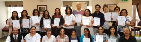 Another Successful Holistic Living Course