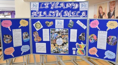 Leyland's annual celebration of Health & Wellbeing