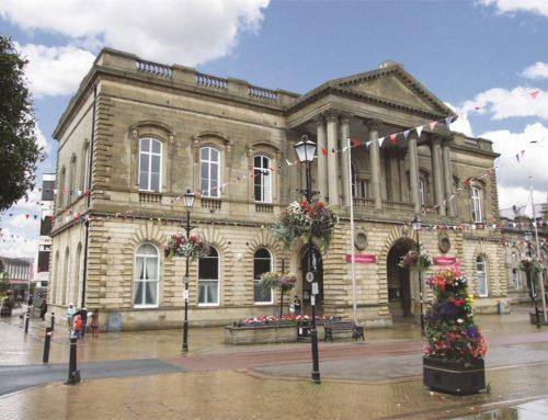 First Steps towards HEALTH MELA in Accrington