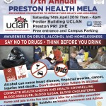 Preston 2018 leaflet