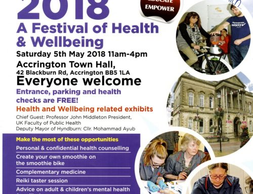 Major Community Health Initiative for Hyndburn