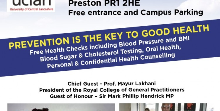 19TH Preston Health Mela