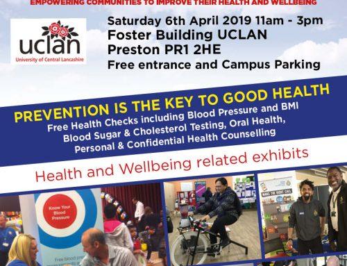 18th Preston Health Mela
