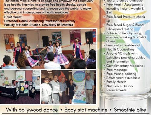 Bradford Health Mela going from strength to strength!
