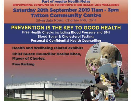 Chorley Health Festival