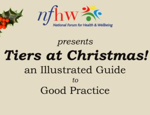 Tiers at Christmas – A Christmas message